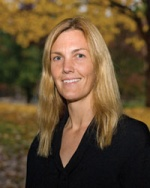 Headshot of faculty member, Beth Huebner