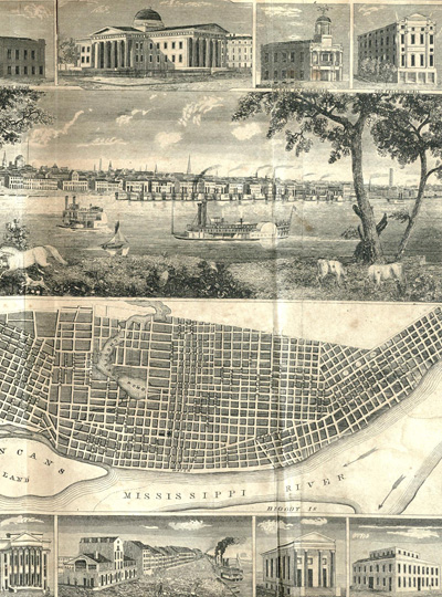 St. Louis and its Maps