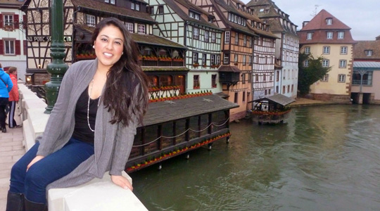 Study abroad program offers language, cultural opportunities. A fair on Aug.