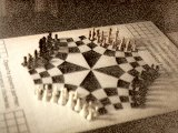 Before starting a 4-player chess game