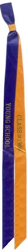 graduation ribbons