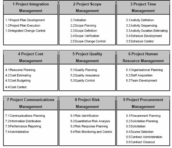 Introduction for Erp project plan template