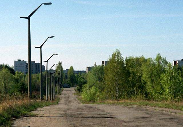 Chernobyl nuclear disaster – in pictures
