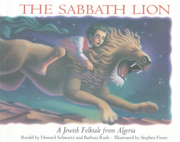 THE SABBATH LION cover art