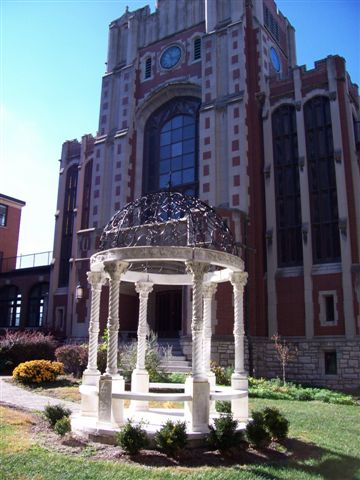 Chapel Courtyard