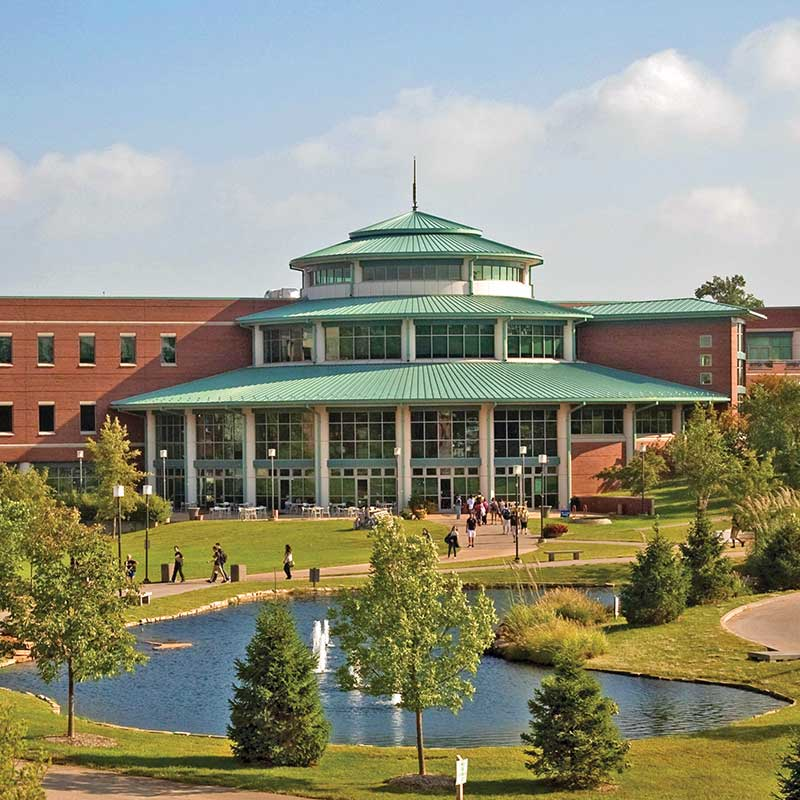 UMSL campus