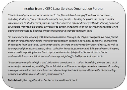 Legal Services Organizations